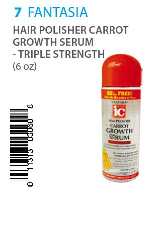 [Fantasia-box#7] IC Hair Polisher Carrot Growth Serum (6oz)