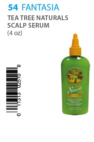 [Fantasia-box#54] IC Tea Tree Naturals Scalp Serum (4oz)