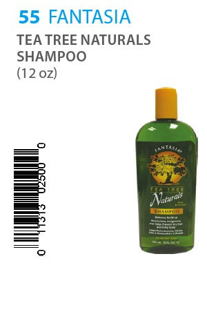 [Fantasia-box#55] IC Tea Tree Shampoo 12oz