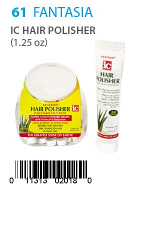 [Fantasia-box#61] IC Hair Polisher Cobalt (1.25oz)