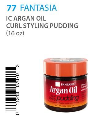 [Fantasia-box#77] IC Argan Oil Curl Styling Pudding (16oz)