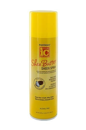 [Fantasia-box#36] Shea Butter Sheen Spray (14oz)