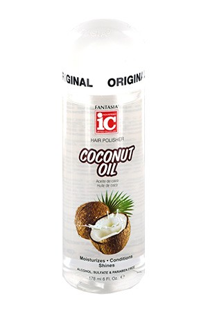 [Fantasia IC-box#91]  Coconut Oil Hair Polisher(6oz)