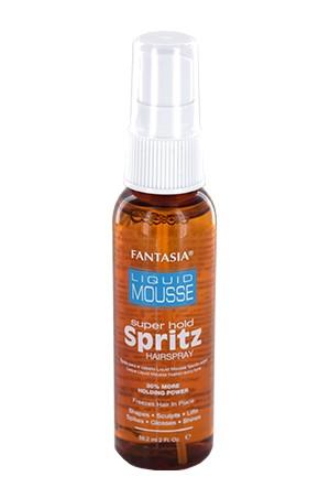 [Fantasia-box#97] IC Liquid Mousse Super Hold Spritz (2oz)