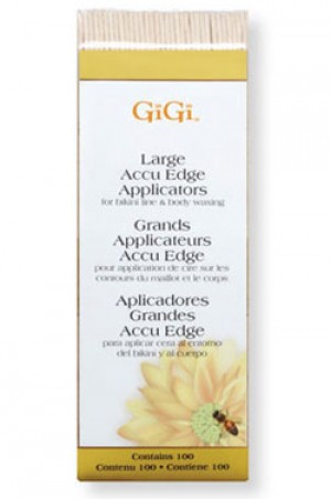 [GiGi-box#9] Large Accu Edge Applicators (100pk)