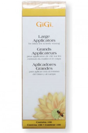 [GiGi-box#11] Large Applicators (100pk)