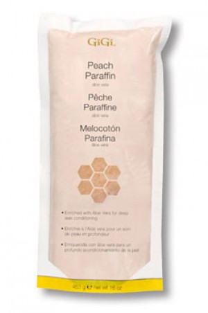 [GiGi-box#5] Peach Paraffin Wax (16oz)