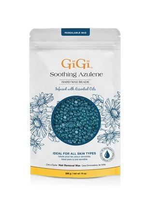 [GiGi-box#40] Soothing Azulene Hard Wax Beads (14 oz/396 g) - pk