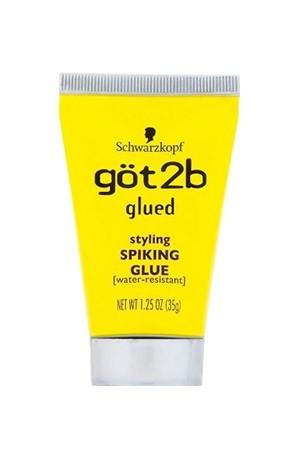 [Got2b-box#4] Spiking Glue (1.25 oz) [Yellow Tube]