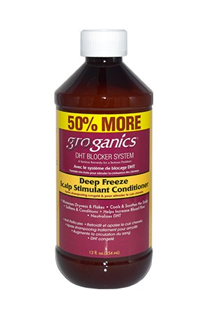 [Groganic's-box#2B] Deep Freeze Scalp Stimulant Conditioner(12oz)