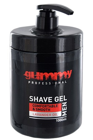 [Gummy-box#11] Shave Gel w/ Pump (33.8oz)
