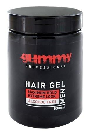 [Gummy-box#22] Hair Gel Max Hold for Men (33.8 oz)