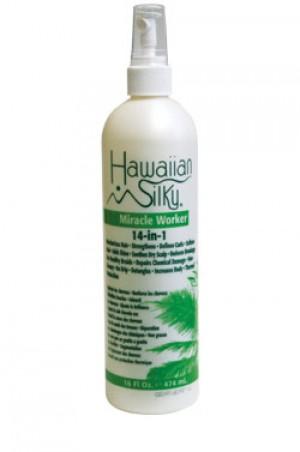 [Hawaiian Silky-box#1A] Miracle Worker 14 in 1 (16 oz)