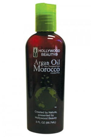 [Hollywood Beauty-box#31] Alcohol Free Argan Oil Hair Treatment (3oz)