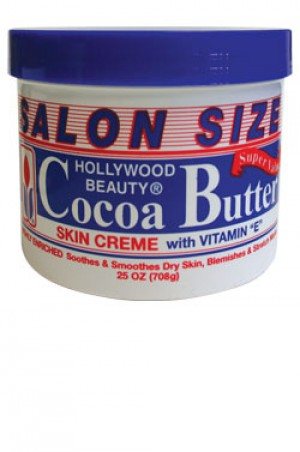 [Hollywood Beauty-box#33] Salon Size Cocoa Butter Skin Creme with Vitamin E (25oz)