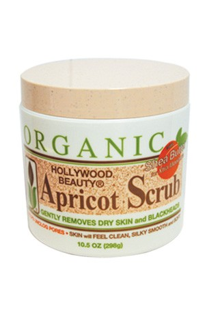 [Hollywood Beauty-box#13] Apricot Scrub (10.5oz)
