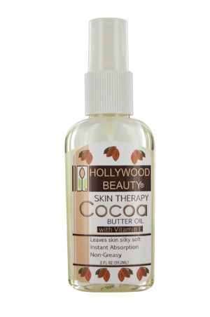 [Hollywood Beauty-box#55] Skin Therapy Cocoa Butter Oil (2oz)