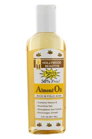 [Hollywood Beauty-box#69] Almond Oil-Bonus (3oz)