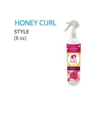 [Honey Curls-box#4] Style (8oz)