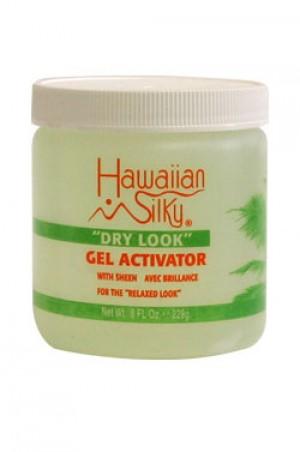 [Hawaiian Silky-box#13] Dry Look Gel Activator (8oz)