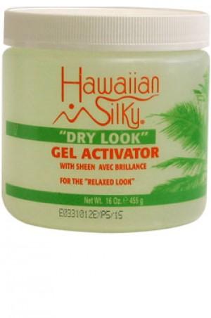 [Hawaiian Silky-box#12] Dry Look Gel Activator (16oz)