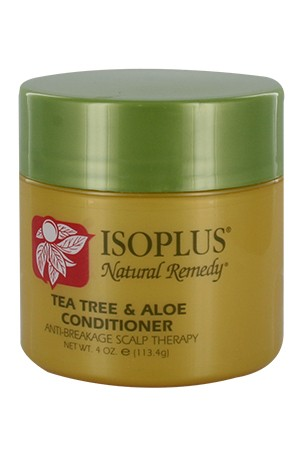 [Isoplus-box#55] Natural Remedy TeaTree&Aloe Conditioner (4oz)