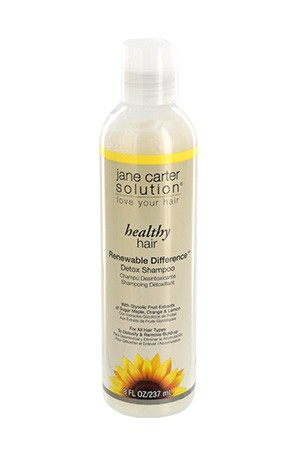 [Jane Carter Solution-box#23] Healthy Hair Detox Shampoo (8oz)