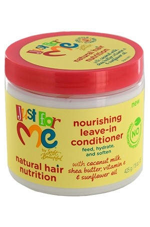 [Just for Me-box#29]  NHN Nourishing Leave-In Conditioner (15 oz)