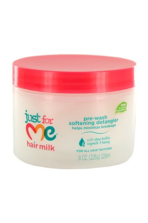 [Just for Me-box#16] Hair Milk Pre Wash Softening Detangler(8oz)