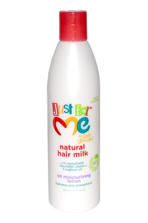 [Just for Me-box#20] Hair Milk Oil Moisturizing Lotion (10oz)