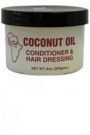 [Kuza-box#19] Coconut Oil Conditioner & Hair Dressing (8oz)