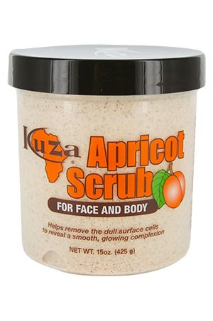 [Kuza-box#26] Apricot Scrub (15 oz)