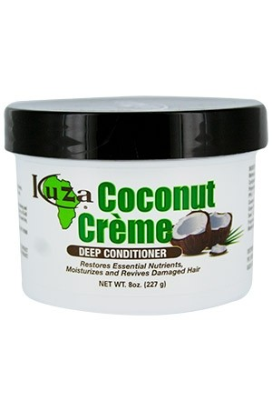 [Kuza-box#30] Coconut Creme Deep Conditioner (8 oz)