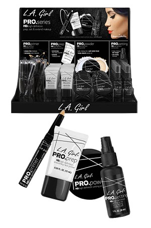 [L.A Girl] Pro Series display (7kinds,114pc)#GCD247.1