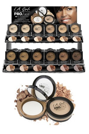 [L.A. Girl] HD Pro Face Powder (12Kinds/12each)