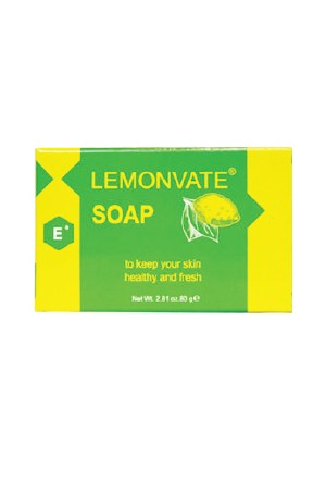 [Lemonvate-box#3] Soap (80g)