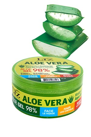 [LIZ Professional-box#9] Liz  Aloe Vera Soothing Gel (10oz)