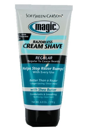 [Magic-box#6] Fragrant Cream Shave - Regular (6oz)