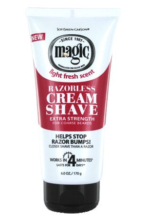 [Magic-box#10] Shave Cream -Extra (6oz)
