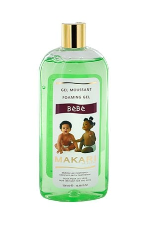 [Makari-box#67] BeBe Foaming Gel (16.90 oz)