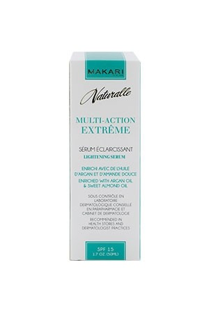 [Makari-box#73] Multi-Action Extreme Ligthening Serum (1.7 oz)