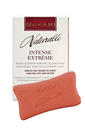 [Makari-box#34] INTENSE EXTREME Soap -SPF15 (7oz)