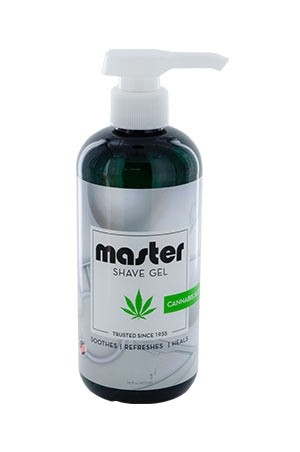 [Master-box#2] Cannabis Shaving Gel (16 oz)