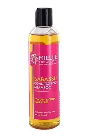 [Mielle Organics-box#11] Babassu Conditioning Shampoo (8 oz)