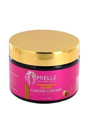 [Mielle Organics-box#7] Pomegranate & Honey Curling Custard (12oz)