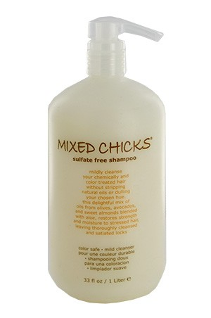 [Mixed Chicks-box#28] Sulfate Free Shampoo (33 oz)