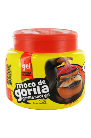 [Moco de Gorila#3] Moco De Gorila Gel Punk=Yellow Jar (9.52oz)