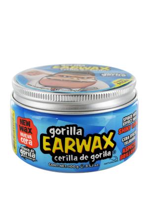 [Moco de Gorila#1] EARWAX [Shiny Look] Jar (3.52oz)