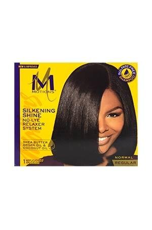 [Motions-box#57] Smooth & Straighten Relaxer Kit_Regular