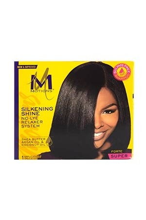 [Motions-box#58] Smooth & Straighten Relaxer Kit _ Super